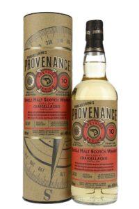 Whisky Single Malt Provenance Craigellachie 2009 - 10 Y.O.