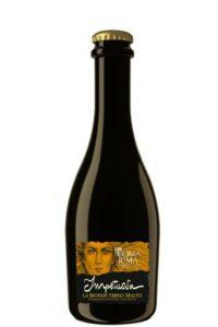 Birra Artigianale Terza Rima impetuosa bionda triplo malto