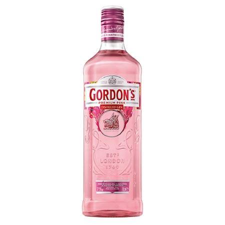 bottiglieria napoleon gin gordon's pink